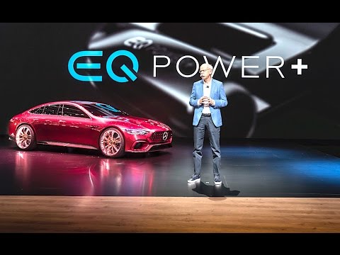 Mercedes AMG GT Concept Reveal Geneva  Review New Mercedes CLS  2018 CARJAM TV