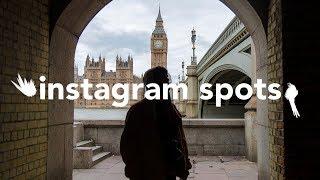 TOP 5 INSTAGRAM SPOTS IN LONDON
