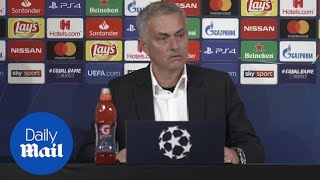Jose pleased with 'fantastic' victory over 'super team' Juve