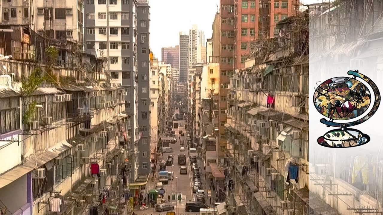 Hong Kong is like a beautiful woman who insists on wearing dirty underwear