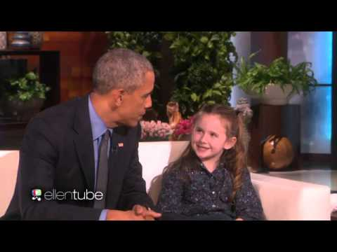 Obama to 6-year-old: No 'direct contact with aliens yet'