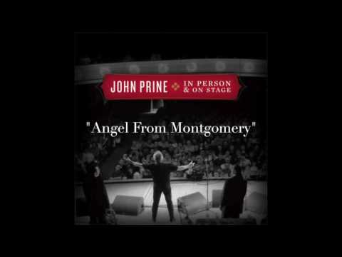 "John Prine & Emmylou Harris - ""Angel From Montgomery"" (Live)"