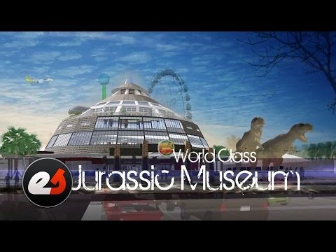 Jurassic World | A Theme Park in Bacolod City | Full Version