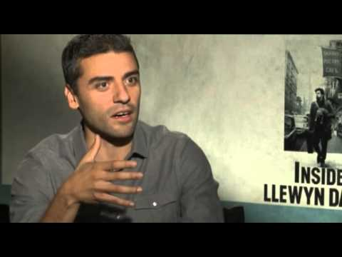 Oscar Isaac on Inside Llewyn Davis