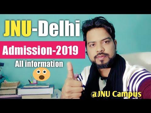 JNU Admission 2019🎓