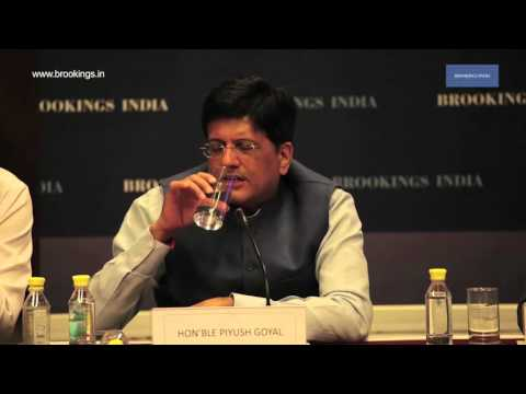 Minister for Power, New Renewables, and Coal, Piyush Goyal