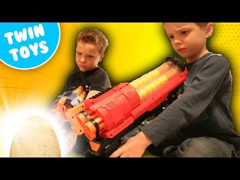 Thumbnail: Nerf War: The Unhatchable Hatchimal