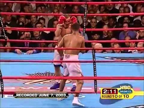 Arturo 'Thunder' Gatti Vs 'Irish' Micky Ward III Round 7 & 10 (HD)