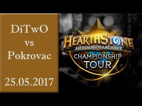 ESGA HCT Cup: DiTwO vs Pokrovac /BO5/ (25.05.17)