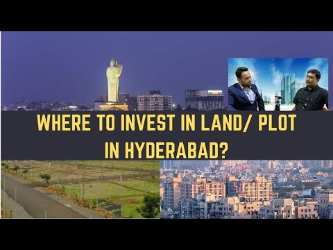 Where to Invest in plot/land in Hyderabad Interview with Realtor Vijay Bhaskar