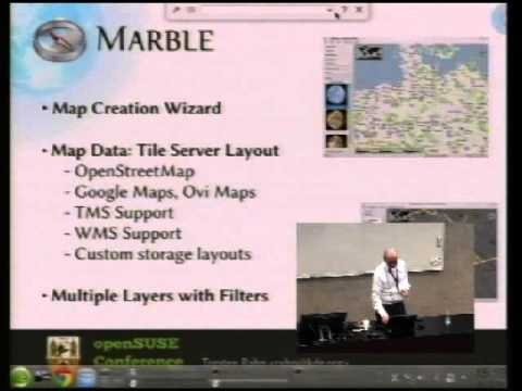osc12: Torsten Rahn: Marble Virtual Globe - a Swiss Army Knife for Maps