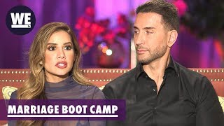 Meet Asifa Mirza & Bobby Panahi | Marriage Boot Camp: Reality Stars | WE tv