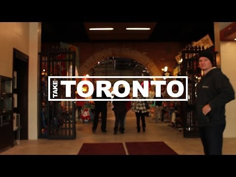 Toronto with World's Best Tour Guide Bruce Bell