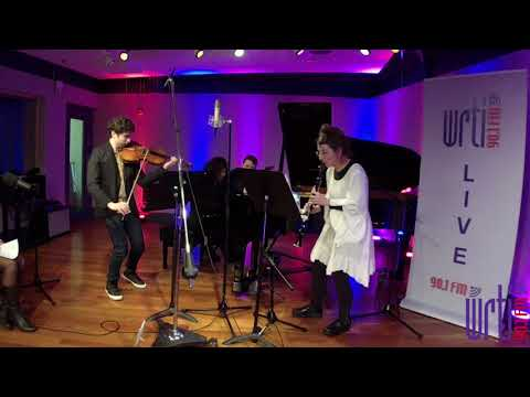 Live from the WRTI 90.1 Performance Studio: Chamber Orchestra Musicians play Schumann Trio Mvt. 3