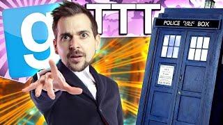 INSIDE THE TARDIS | Gmod TTT