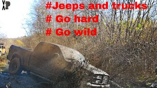 2019 Off road 4x4 extreme fails and wins compilation: jeeps and trucks go hard & wild
