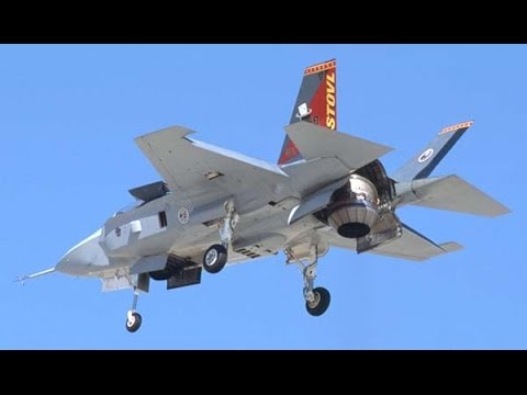 ADVANCED US Air Force f-35 Stealth Fighter