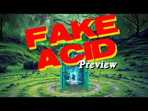 Mandragora - Fake Acid (Preview)