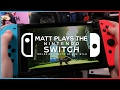 hands on with the nintendo switch and zelda breath of the wild