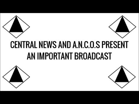 An Important Broadcast - Greed and War