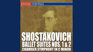 Ballet Suite No. 2 (Ed. Lev Atovmyan) : III. Polka (Suite for Jazz Orchestra No. 1)