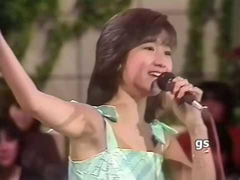 岡田有希子   Dreaming Girl   恋、はじめまして  突然ガバチョ!  Yukiko Okada