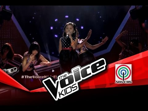 "The Voice Kids Philippines Finale ""Call Me Maybe"" by Lyca"