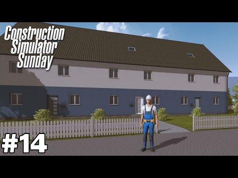 Row House [Part 2 of 2] - Construction Simulator Sunday [ep14]