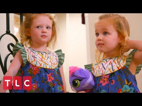 The Quints Star In Adam's Commercial! | OutDaughtered