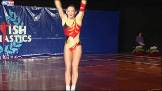 FIG Individual Women - Natalie Porter - Senior Final (18+ Years) - Bronze
