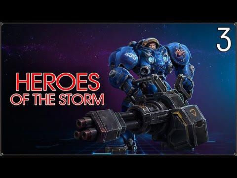 видео: heroes of the storm: Тайкус #3