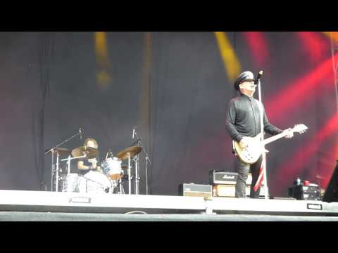 Cheap Trick - I want you to want me [ CH Hinwil Rock the Ring - 25 - 6 - 2017 ]