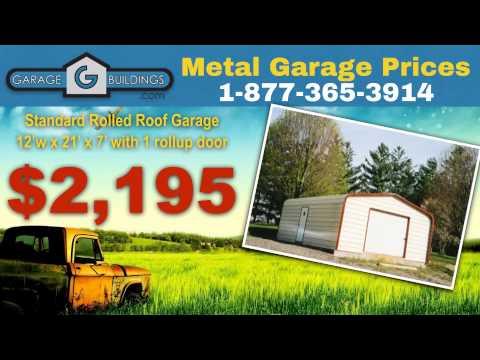 Metal Garage Kits Andrews South Carolina