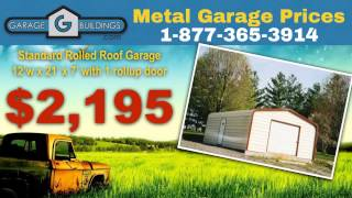 Metal Garage Kits Andrews South Carolina