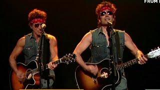 Fallon and Springsteen bridge scandal duet