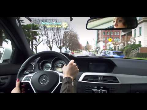 Iris Vehicle Heads Up Display Indiegogo Campaign
