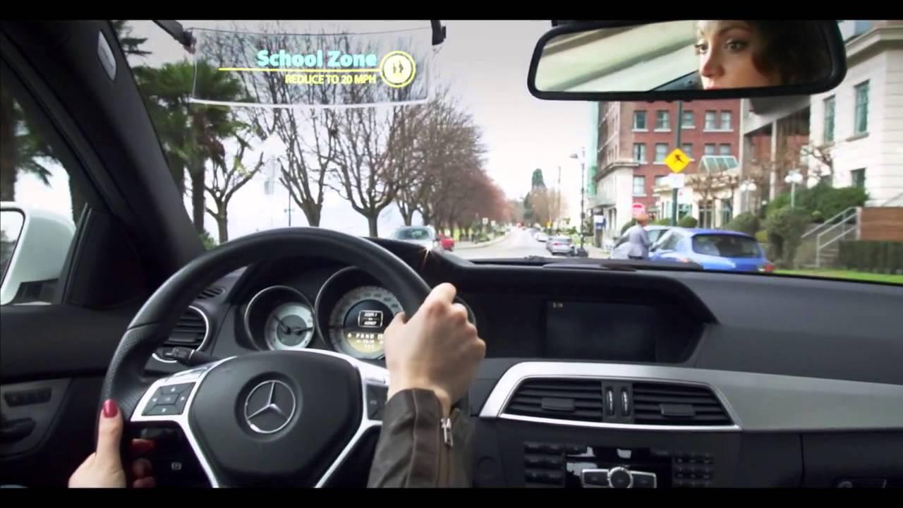 Iris Car Heads-Up Display