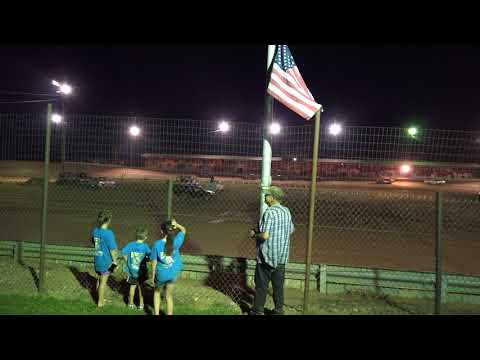 1 September 2018 Charleston Speedway street stock feature