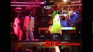 Culture Joseph Hill Live  in Ghana Song # 2 Jah Rastafari