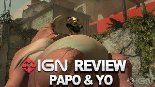 papo & Yo Video Review - IGN Review