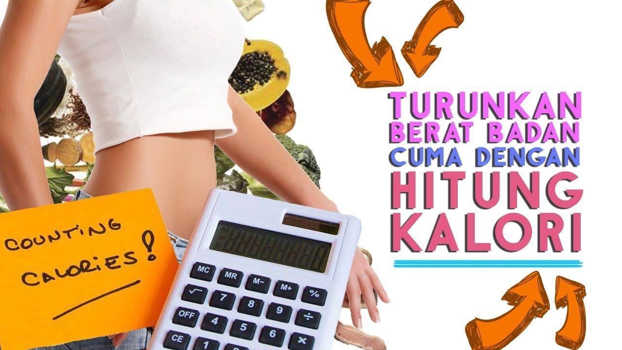Ini Cara Mudah Menghitung Kalori Untuk Turunkan Berat ...