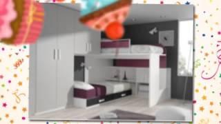 Gambar cover Muebles para espacios reducidos/dormitorios juveniles y infantiles/armarios a medida