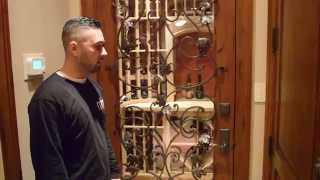 Wine Cellar Refrigeration Irvine Orange County Service Call - Refrigerant Leak Intro - Part One
