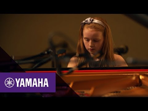 Young Talents of Yamaha [Antonia and Miffy's Story] | Music School | Yamaha Music