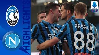 Atalanta 2-0 Napoli | Atalanta Defeat Napoli To Earn Seventh Consecutive Victory | Serie A Tim
