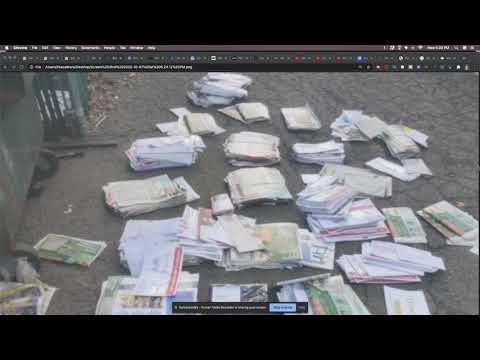 USPS Worker in NJ Arrested for Dumping Mail Including Voter Ballots