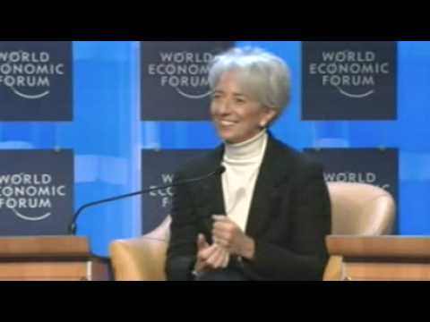 Davos Annual Meeting 2008 - Europe's Purpose