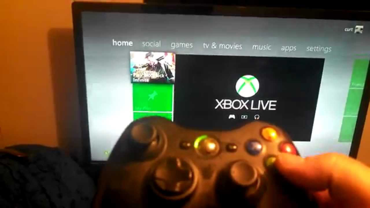 How a flashed modded hacked Xbox 360 slim works