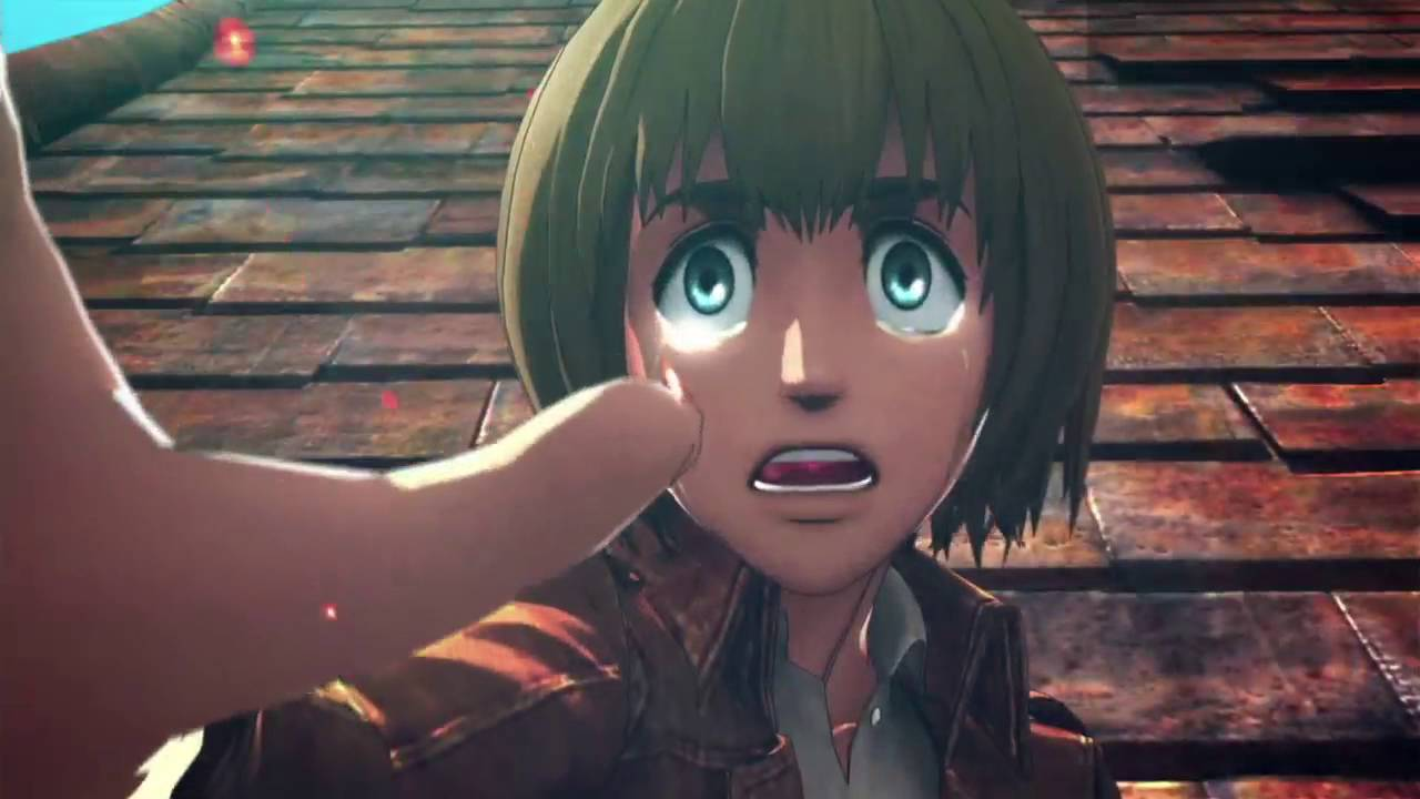 PS4 進擊的巨人 中文版 Part02 - YouTube