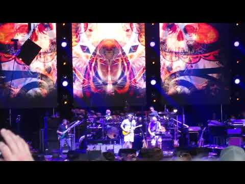 2018 06 09 Dead and Company 'Bertha' (Grateful Dead) Coastal Credit Union Raleigh, NC